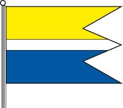 Vlajka obce olcnava